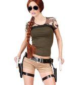 Pistolengürtel inklusive 2 Waffen