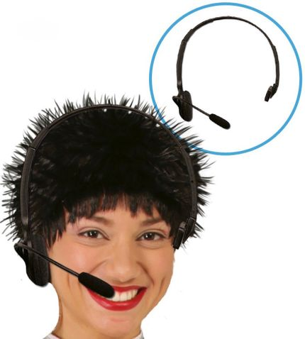 Headset Attrappe
