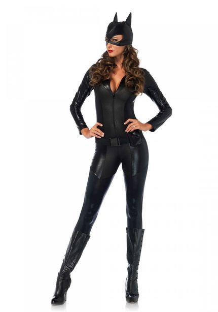 Captivating Crime Fighter Damen-Kostüm von Leg Avenue