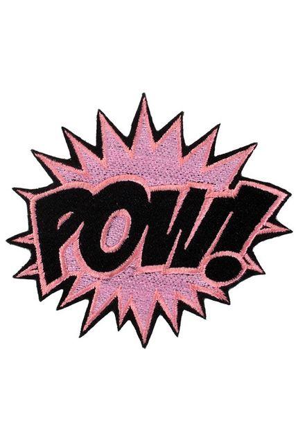 Comic Aufbügler BAM oder POW – Bild 2