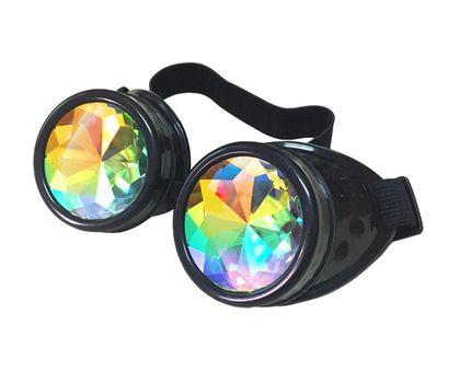 Steampunk Goggles mit und ohne Spikes und Prisma – Bild 11