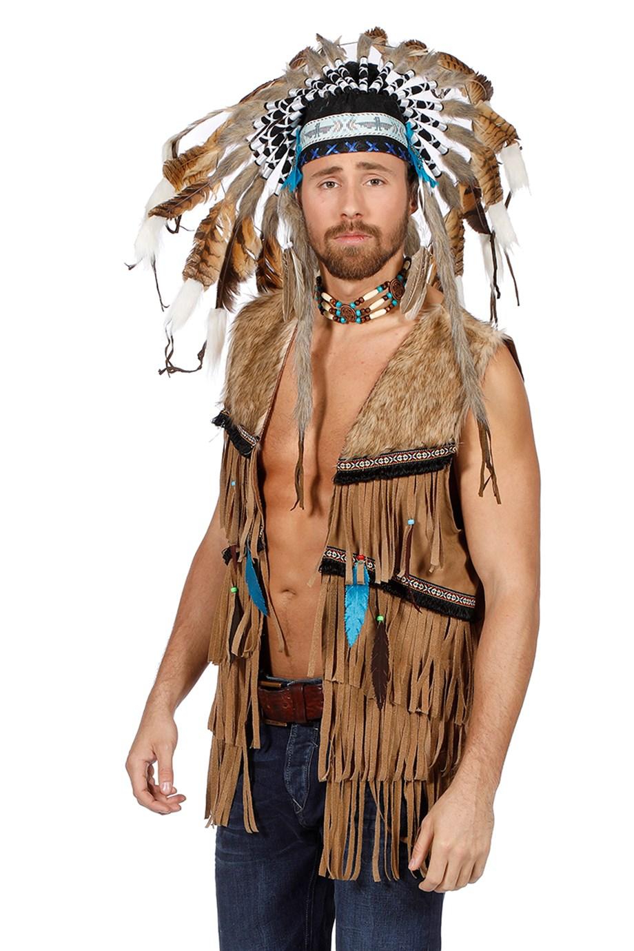 Hippie mantel herren
