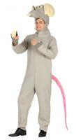 Lustiges Herren-Kostüm Ratte