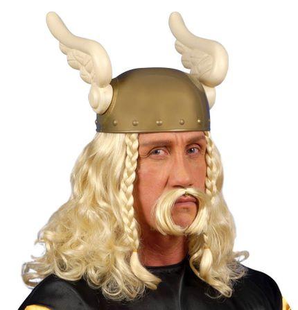 Gallier-Helm mit Flügeln für Damen und Herren – Bild 2