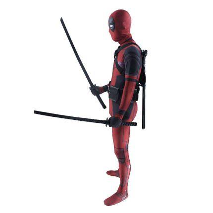 Deadpool Kostüm für Teenager Damen und Herren – Bild 8