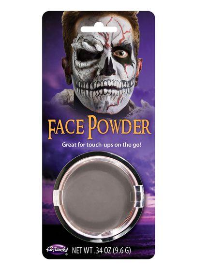 Kompaktpuder Make-up Schminke für Halloween und Karneval – Bild 8