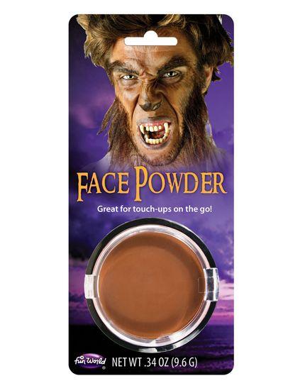 Kompaktpuder Make-up Schminke für Halloween und Karneval – Bild 9