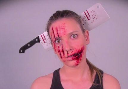 Schürfblut 15 g Wundschorf Make-up Blut Kunstblut Theaterblut Filmblut – Bild 2