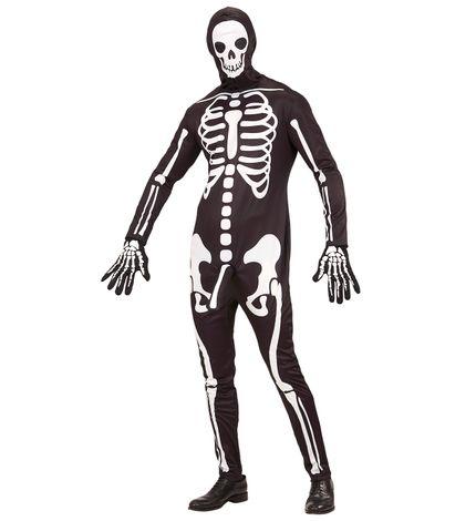 Herren Kostüm frivoles Skelett Horny Skeleton – Bild 3
