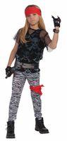 Rock Star 80er Jahre Jungen Kostüm für Kinder 001