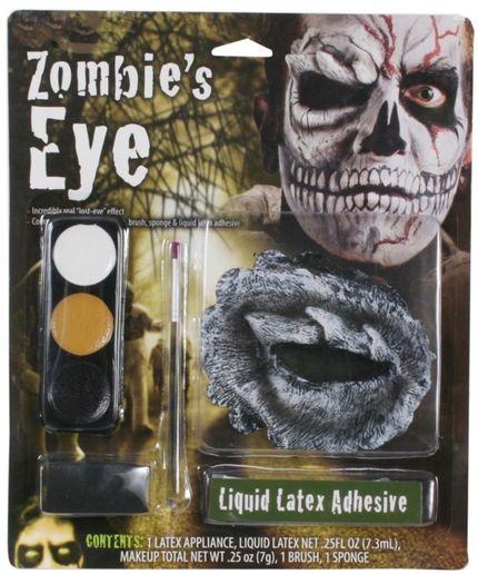 Halloween Schminkset herausfallendes oder fehlendes Auge – Bild 2