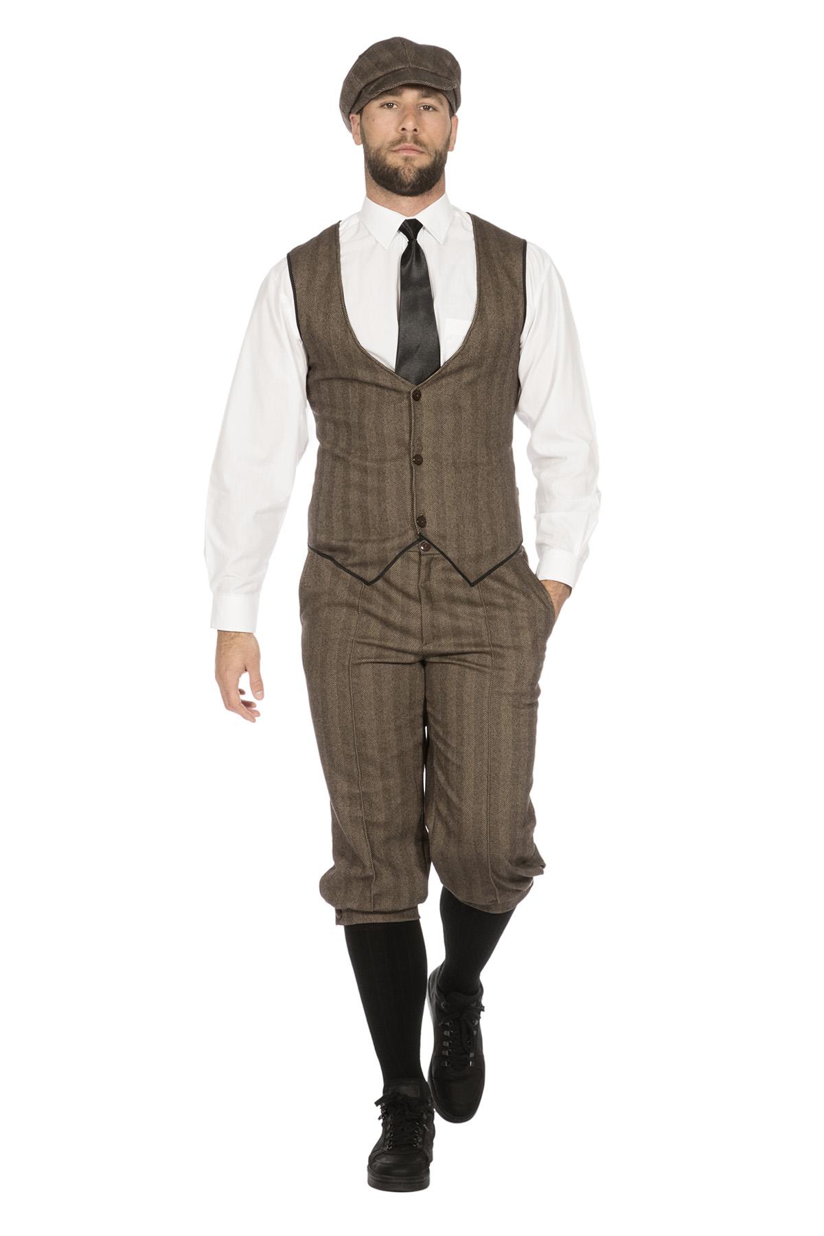 20er jahre peaky blinders anzug knickerbocker herren. Black Bedroom Furniture Sets. Home Design Ideas