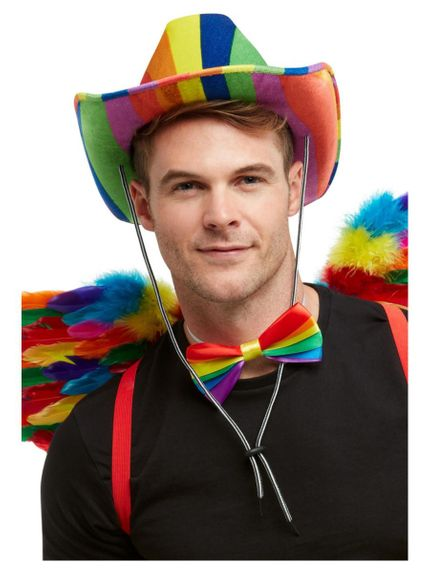 Diverse Artikel in Regenbogen Farben Pride Festival – Bild 2