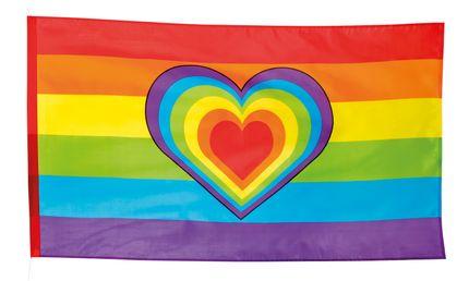Diverse Artikel in Regenbogen Farben Pride Festival – Bild 8