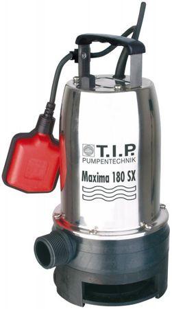 TIP Maxima 180 SX Schmutzwasser-Tauchpumpe (max. Fördermenge 10.500 l/h)