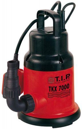 TIP Klarwasser Tauchpumpe TKX 7000 (7.000 l/h - 300 Watt)