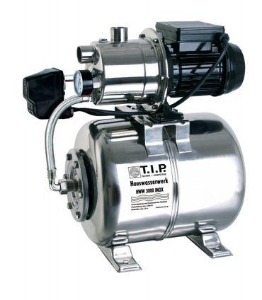 TIP Hauswasserwerk HWW 3000 INOX max.Fö.2.950l/h 550W NEU
