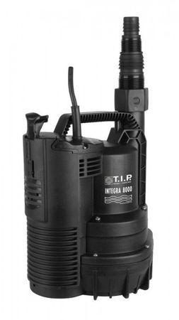 T.I.P. 30166 Integra 8000 Drainage Tauchpumpe (flachabsaugend bis 2 mm)