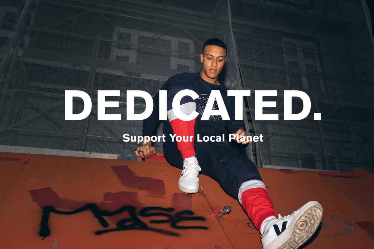 Shop Dedicated