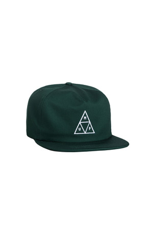 HUF - TRIPLE TRIANGLE - DARK GREEN