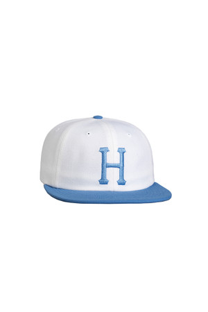 HUF - CLASSIC H 6-PANEL - CAROLINA BLUE