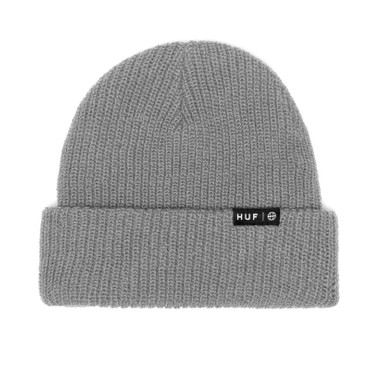 HUF - USUAL BEANIE - HEATHER GREY