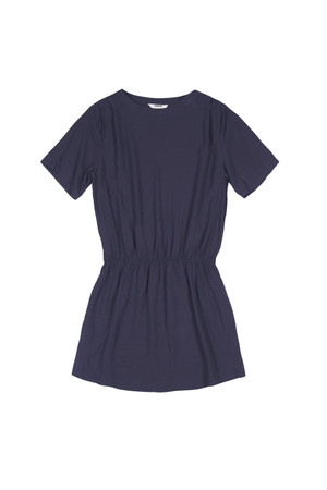 WEMOTO - POETRY DRESS - DARK NAVY