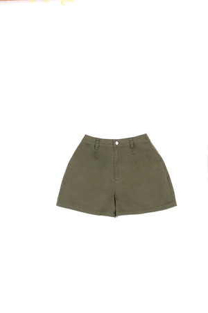 WEMOTO - DAYS SHORTS - OLIVE