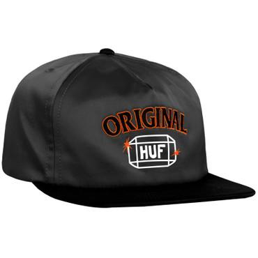 HUF - CABBIE CAP - BLACK