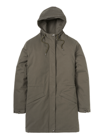 CLEPTOMANICX - WOMEN WINTER H JACKET - GRETA 2 - DUSTY OLIVE