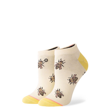 STANCE - FOUNDATION - WOMEN BUZZCHILLER - YELLOW
