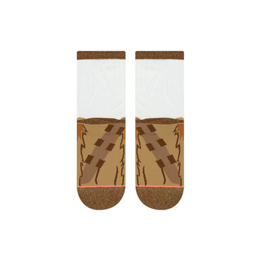 STANCE - STARWARS CHEWBACCA MONOFILAMENT - BROWN
