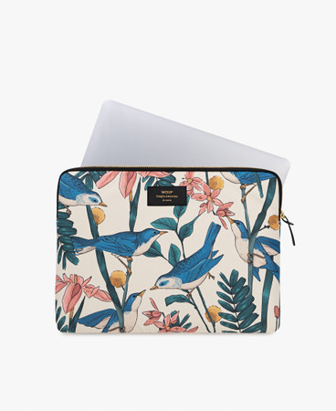 "WOUF - BIRDIES 13"" LAPTOP SLEEVE"