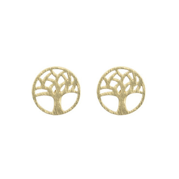 TIMI - JOSHUA TREE EARRINGS - GOLD