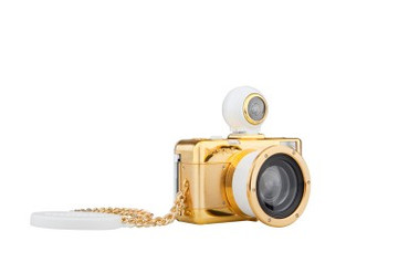 LOMOGRAPHY - FISHEYE 2 - GOLD EDITION