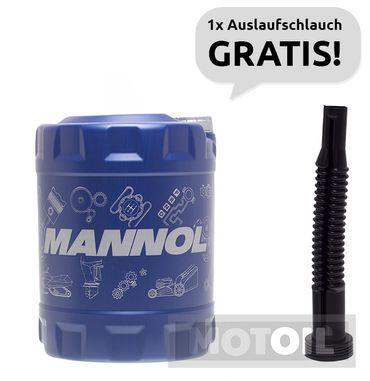 MANNOL TS-4 SHPD 15W-40 Motoröl LKW – Bild 14