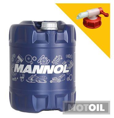 MANNOL TS-4 SHPD 15W-40 Motoröl LKW – Bild 6