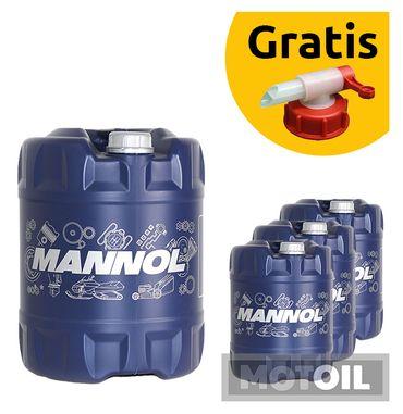 MANNOL TS-4 SHPD 15W-40 Motoröl LKW – Bild 19