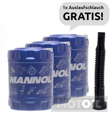 MANNOL TS-4 SHPD 15W-40 Motoröl LKW – Bild 12
