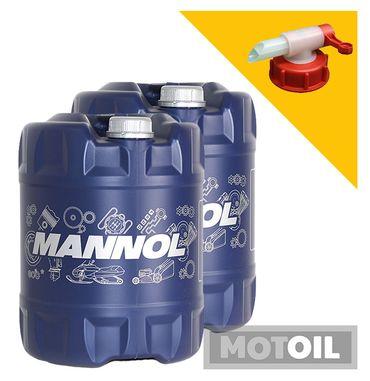 MANNOL TS-2 SHPD 20W-50 Motoröl LKW – Bild 15