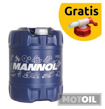 MANNOL TS-6 UHPD Eco 10W-40 Motoröl LKW – Bild 15