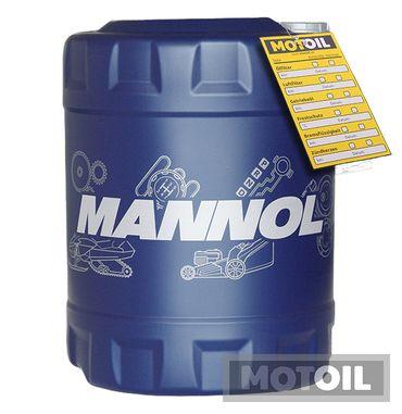 MANNOL TS-5 UHPD 10W-40 Motoröl LKW – Bild 5