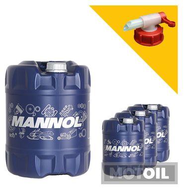MANNOL TS-5 UHPD 10W-40 Motoröl LKW – Bild 12