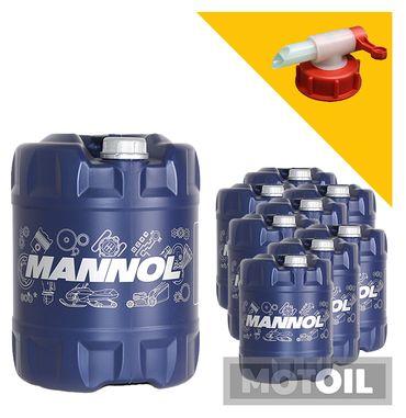 MANNOL TS-5 UHPD 10W-40 Motoröl LKW – Bild 17