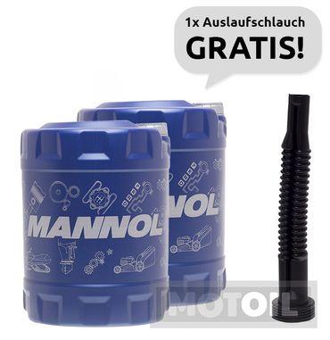 MANNOL TS-5 UHPD 10W-40 Motoröl LKW – Bild 23