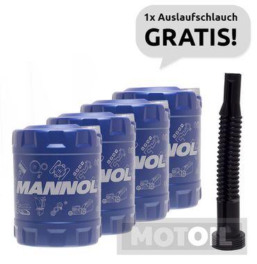 MANNOL TS-5 UHPD 10W-40 Motoröl LKW – Bild 24