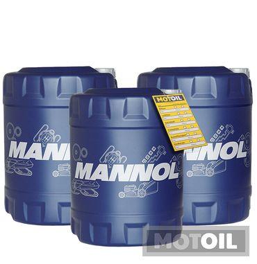 MANNOL TS-7 UHPD Blue 10W-40 Motoröl LKW – Bild 3