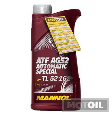 MANNOL ATF AG52 Automatic Special Getriebeöl