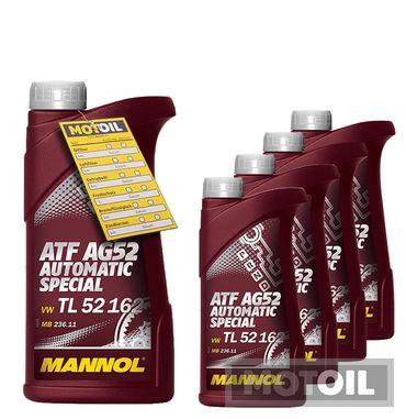 MANNOL ATF AG52 Automatic Special Getriebeöl – Bild 10