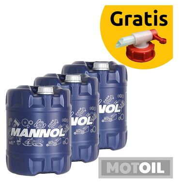 MANNOL ATF AG52 Automatic Special Getriebeöl – Bild 23